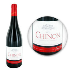 Pierre Chanau Chinon rouge 12,5° -75cl