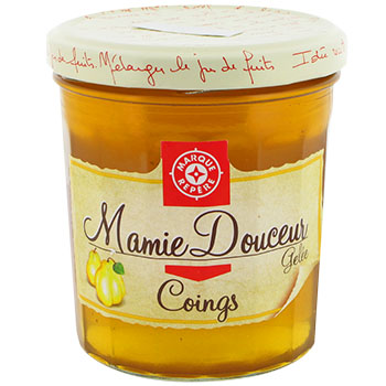 Gelee Mamie Douceur Coing 370g