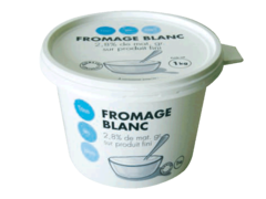 Fromage blanc (20 % de MG)