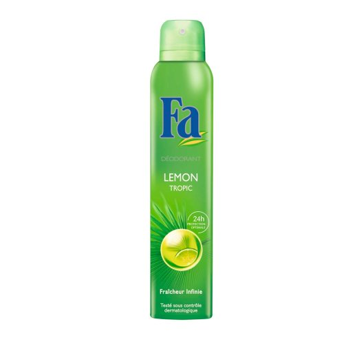 Deodorant Lemon Tropic Fa 200ml