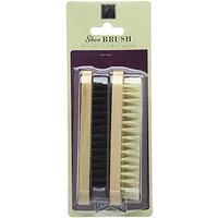 Shoe String 89967 Pair Kit, Brosse à chaussures