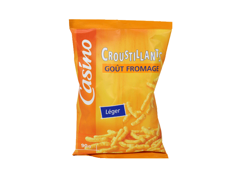 Croustillants gout Fromage Leger