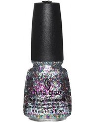 China Glaze Vernis à Ongles Paillettes Pizzazz 14 ml