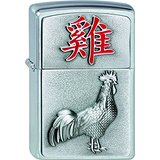 Zippo Briquet 2005 Year Of The Rooster 2002457