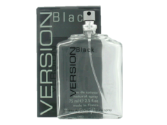 Eau de toilette natural spray version black