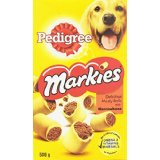 Pedigree Markies Original Dog Treats Biscuits 500g