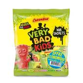 Mini sachets de bonbons Very Bad Kids goûts fruits