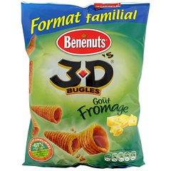 3 D's gout fromage 135g
