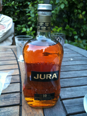 Isle of Jura Single Malt 1Liter 40% 10Jahre
