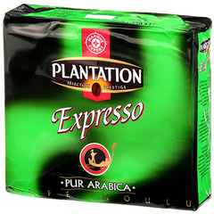 Cafe moulu Plantation expresso 500g