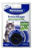 Phytosoin collier insectifuge réfléchissant pour chat