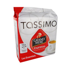 TASSIMO GRAND MERE EXPRESSO 16 T-DISC 5X104