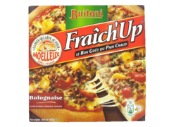 Pizza bolognaise Fraich'Up BUITONI, 600g