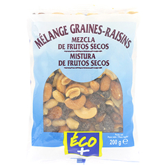 Melange grain raisin Eco+ 200g