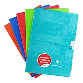 Cahier Clairefontaine 21x29.7 Gd carreaux 96 pages x1