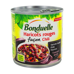 Haricot rouge façon Chili