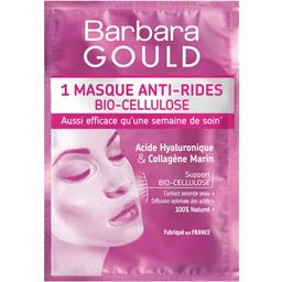Barbara Gould Masque anti-rides BIO-cellulose le sachet de 8 ml