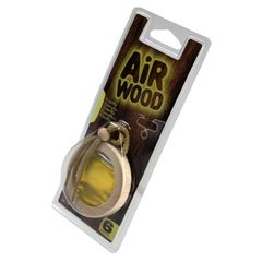 Carlinea air wood vanille
