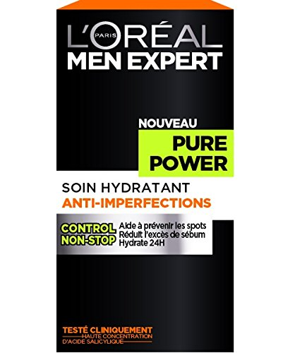 Men Expert Soin Hydratant Traitant 50 ml - Lot de 2