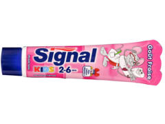 Dentifrice Signal Kids Fraise 2-6 ans 50ml