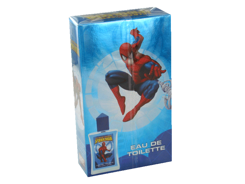 Eau de toilette Spiderman