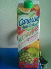 Nectar multifruits CARESSE ANTILLAISE, 1l