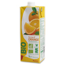 Auchan Bio pur jus d'orange brique 1l