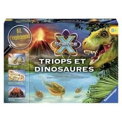 Maxi science X- Triops et dinosaures
