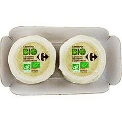 Crottins de chevre bio