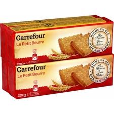 Biscuits Le Petit Beurre Carrefour
