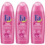 Gel douche Pink Passion FA, flacon de 250ml