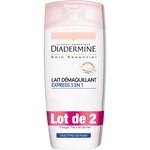 Lot de 2 Laits demaquillant express 3 en 1 200 ml