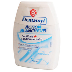 Dentifrice Dentamyl 2en1 blancheur 75ml