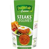 Steaks' légumes Vu en catalogue