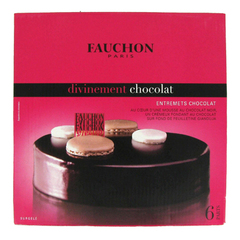 Entremet Divinement Chocolat - 6 parts