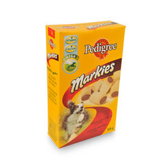 Biscuits pour chien Markies PADIGREE, 500g