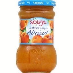 Confiture allegee abricot, le pot, 350g