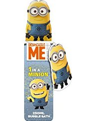 Minions Gel Bain + Douche Charmant 250 ml - Lot de 2