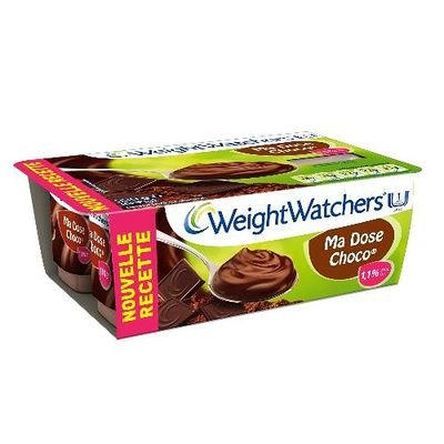 Weight Watchers ma dose choco 6x55g