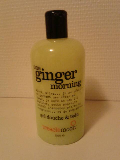 Gel douche & bain one ginger morning