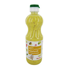 Auchan Vinaigrette moutarde 50cl