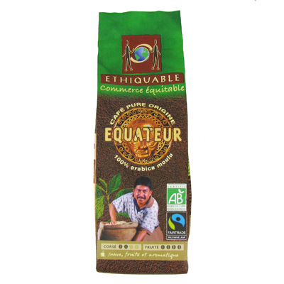 Cafe Equateur pur arabica
