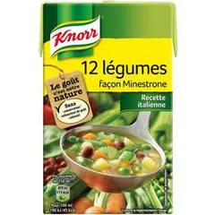 Knorr minestrone 50cl