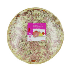Auchan pizza jambon fromage 450g