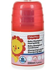 Fisher-Price Shampoing & Après Shampoing 200 ml - Lot de 2