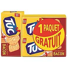 Crackers gour bacon TUC, 3x100g