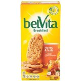 Belvita Breakfast - Honey & Nuts Biscuits - 150g (Case of 8)