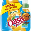 Boisson aux fruits orange Oasis Pocket