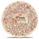 pizza jambon fromage 450g