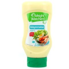 Lesieur mayonnaise legere flacon souple 450 g